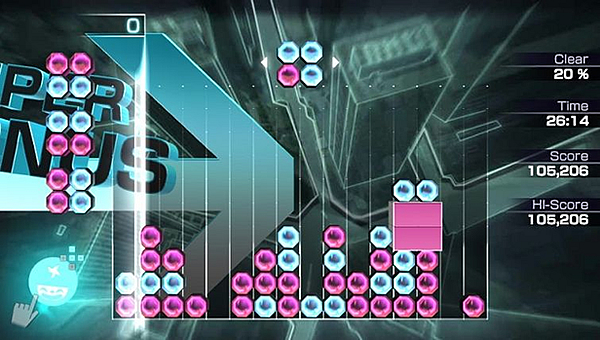Lumines DLC