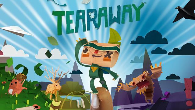 Análisis Tearaway