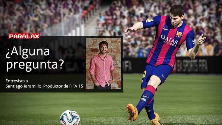 FIFA 15 entrevista