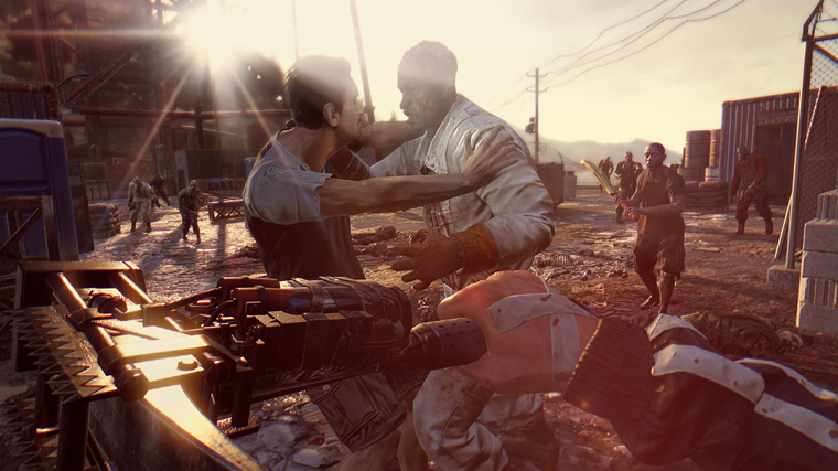 Dying Light armas