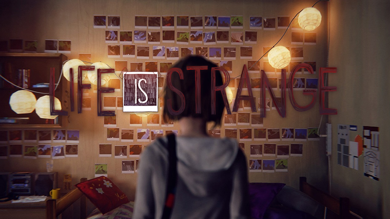 Life Is Strange title