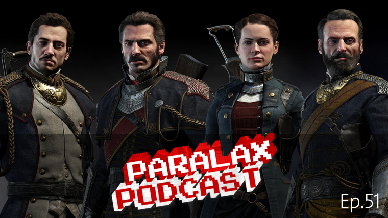 Paralax Podcast ep.51