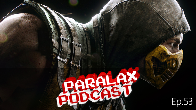 Paralax Podcast