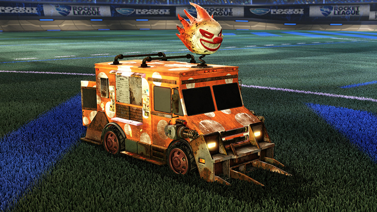 Rocket League Sweet Tooth