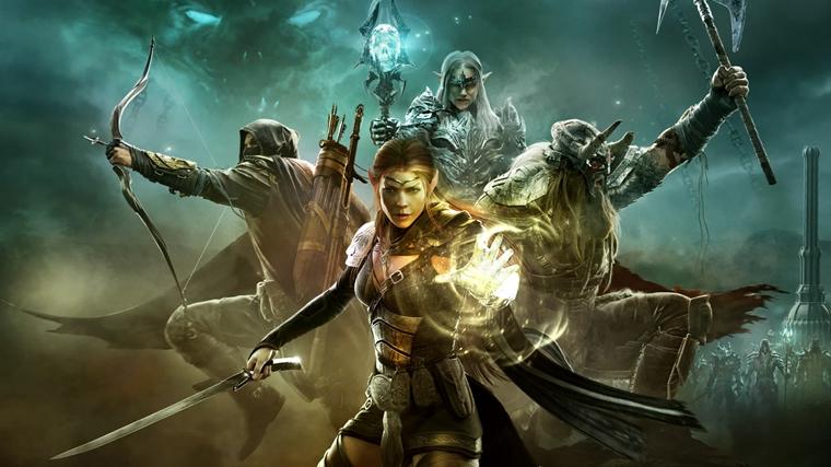 The Elder Scroll Online Tamriel Unlimited