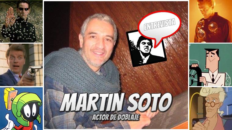 Entrevista Martin Soto