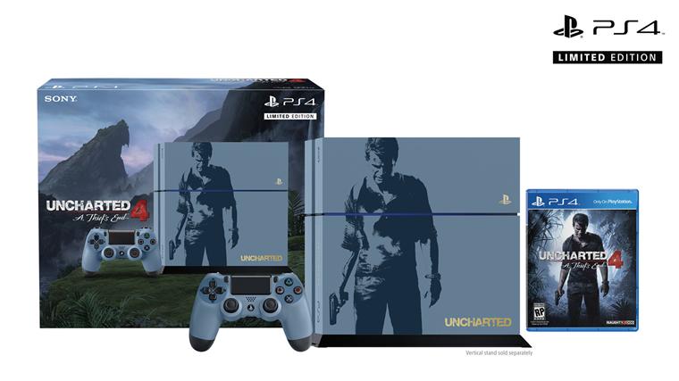 Uncharted 4 Edición Limitada