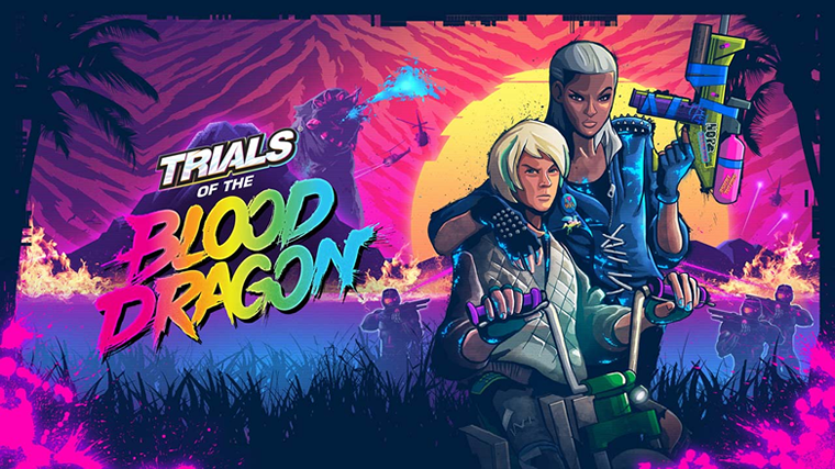 Trials fo the Blood Dragon