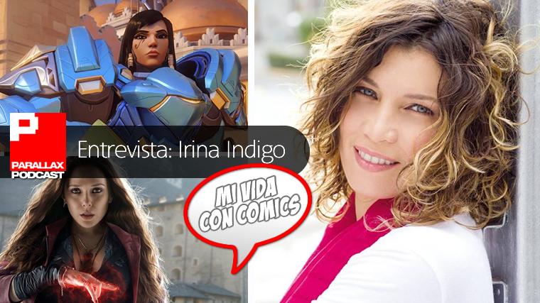 Mi Vida con Comics Irina Indigo