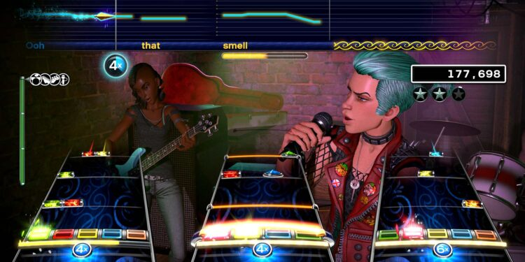 rock band dlc