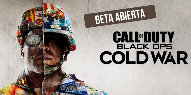 call of duty cold war beta abierta