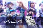 kda just dance drum go dum