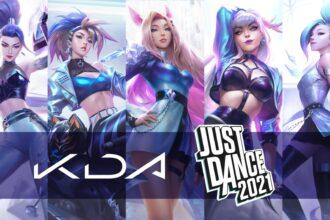 kda just dance drum go dum