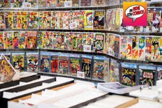Mi Vida con Cómics Tiendas de Comics