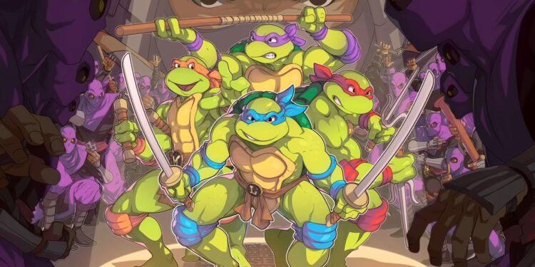 tortugas ninja turtles shredder