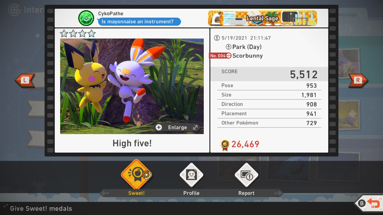 new pokémon snap analisis nintendo switch