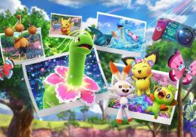 new pokemon snap analisis