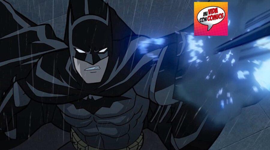 Mi Vida con Cómics: Batman The Long Halloween Parte 1