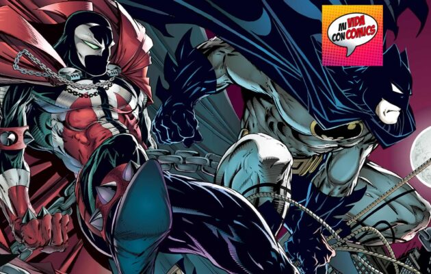 mi vida con comics spawn batman