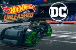hot wheels dc batman